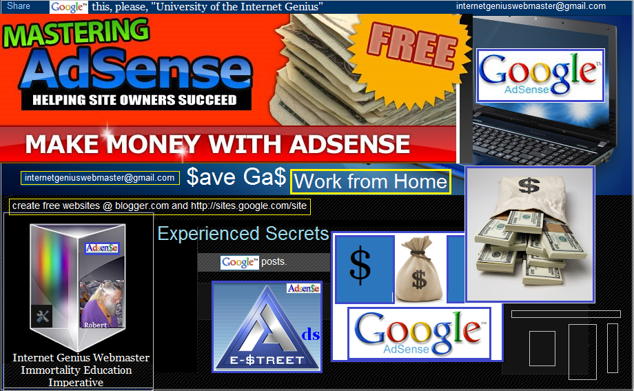 My List of Adsense Secrets for You
