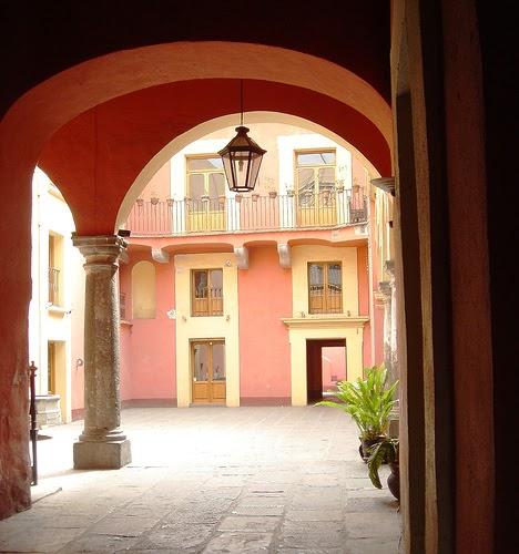 Im Genes Arte Pinturas Interior De Casa Antigua Mexico
