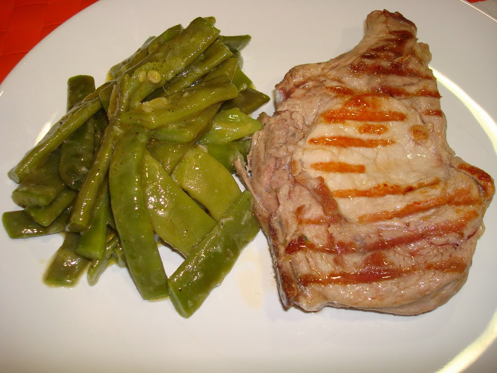 Acompañamiento carne o pescado