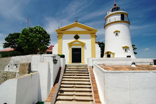 Tempat Wisata Di Macau - Guia Fortress