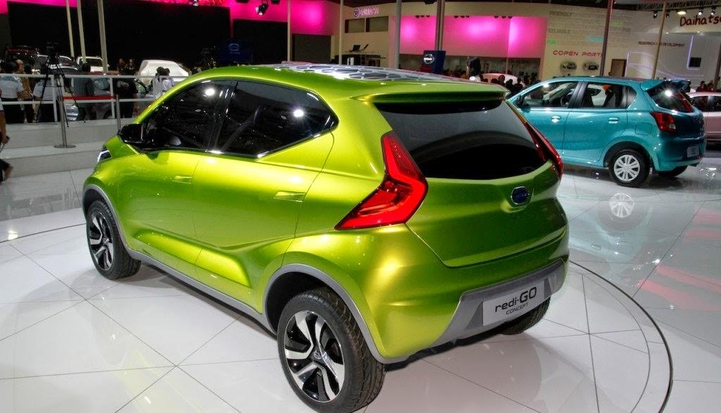 Datsun Segera Meluncurkan Mobil Ketiganya pada 2016