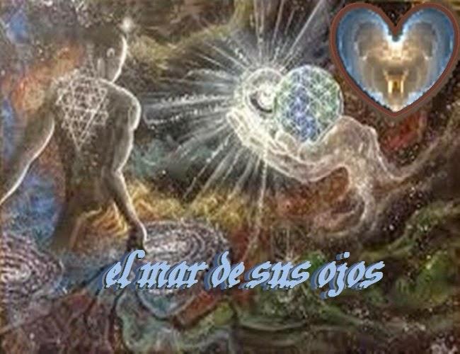 Querido, ningún lenguaje puede describir nuestra Unidad, si tuviera que dibujar este concepto lo haría con el mar en tus ojos.