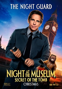 Night at the Museum 3 Poster 5