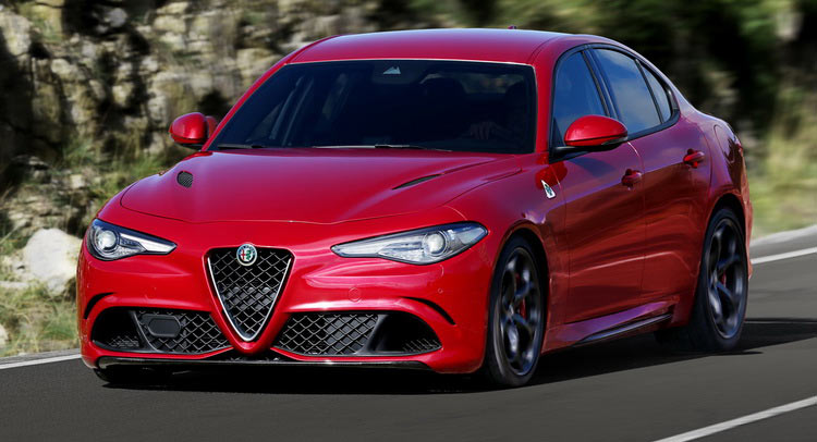 alfa romeo new car releasesOh No Alfa Romeo Giulia Launch Delayed By Six Months Report Says