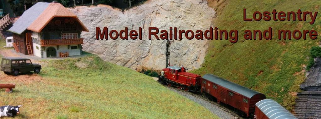 Lostentry - Welztalbahn, Model Railroading, and more