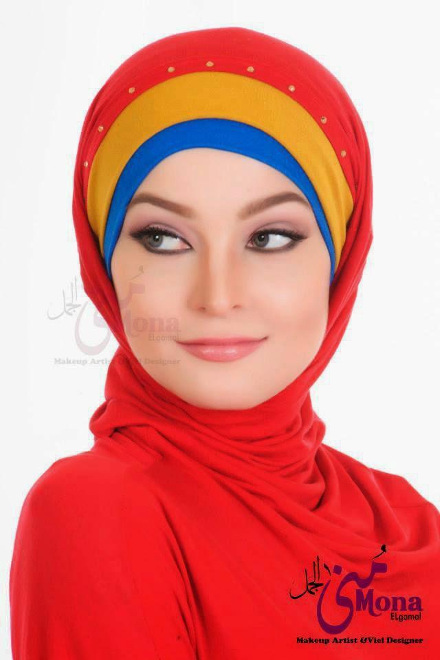 Hijab couleur haram