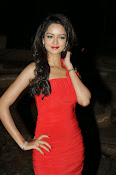 Glamorous Shanvi latest photos in Red-thumbnail-19