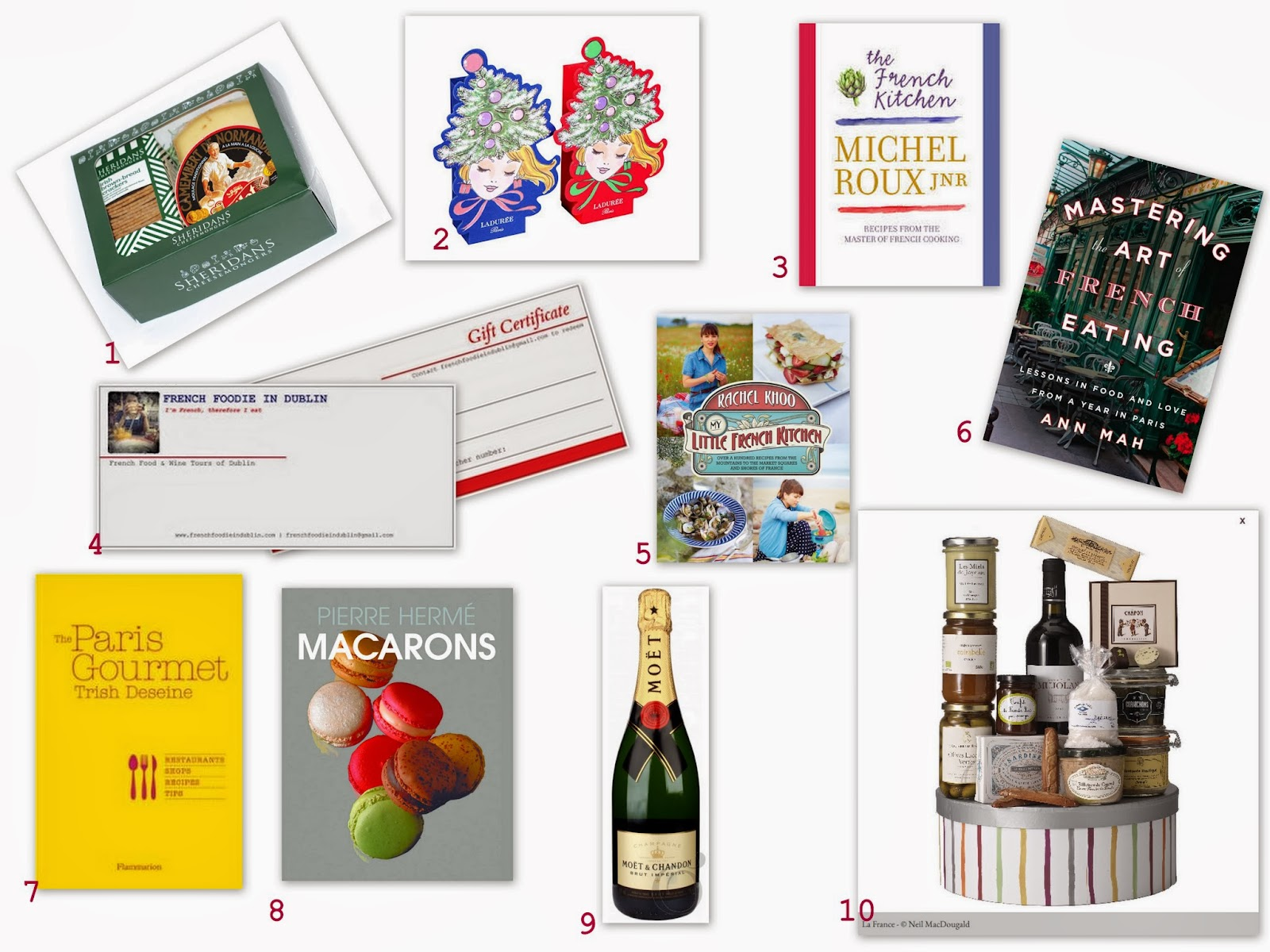 FFID\'s Christmas Gift Guide | French Foodie in Dublin - Food Blog ...