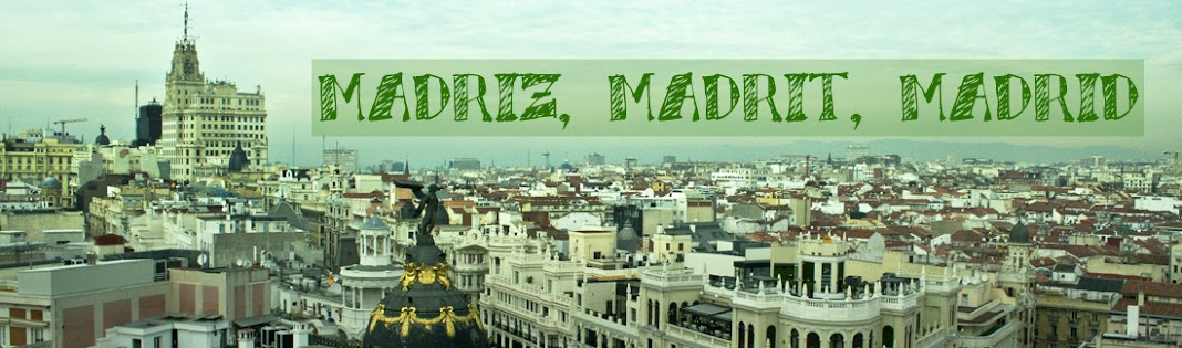 Madriz, Madrit, Madrid