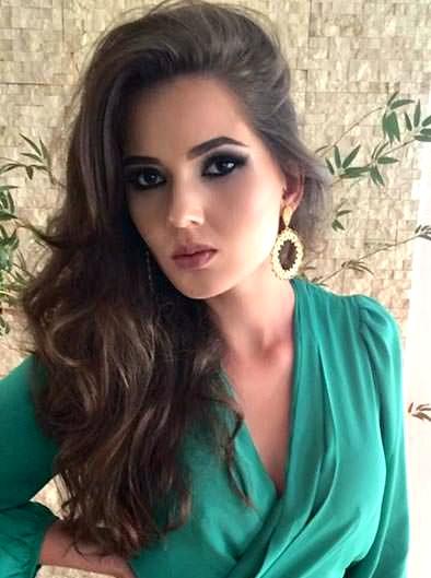 Miss Universo Mato Grosso do Sul 2015