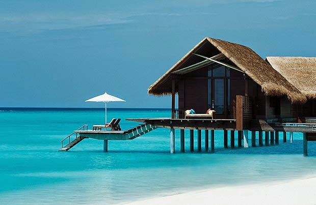 Travel Junkie Diary cites 'Surviving Rain in Maldives'