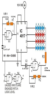 led+strobe+light+circuit  Led Chaser Circuit Diagram on led driver circuit, astable multivibrator circuit diagram, led cube schematic diagram, car battery charger circuit diagram, led circuit design, led diode circuit, strobe light circuit diagram, led circuit game, ir detector circuit diagram, rain detector circuit diagram,