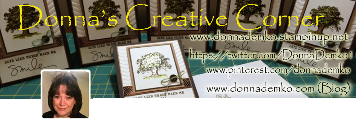Donna's Creative Corner