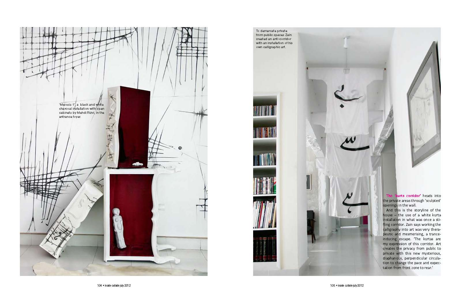 ZM Is The First Interior Designer To Grace The Cover Of A Regional Design  Magazine!
