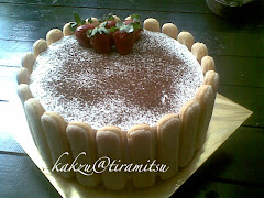 Tiramitsu cake