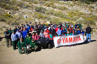 Yamaha OHV Access Initiative