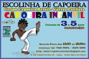 Escolinha de Capoeira