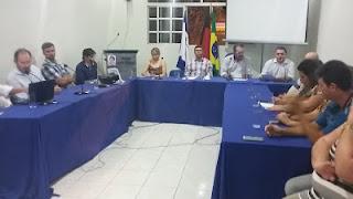 Audiência Pública discute salários atrasados no município de Nova Palmeira
