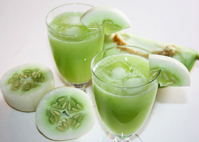 Natural juices to have a young and radiant skin