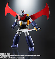 DX Soul of Chogokin Mazinger Z with Great Mazinger's Mazinger blade official image 00