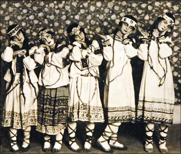 La consagración de la primavera (1913)