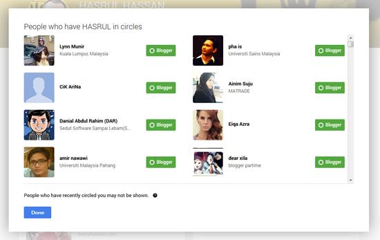 Google+ hasrulhassan.com