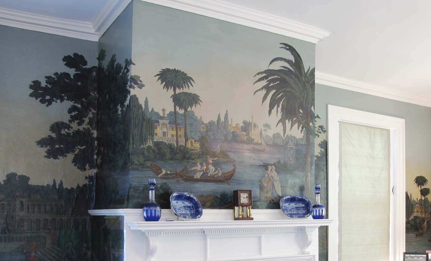 gallery for zuber wallpaper reproductions