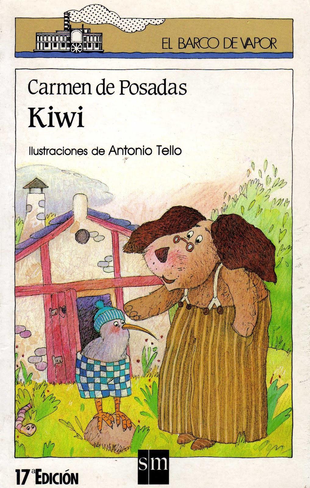 ... blanca del barco de vapor, de la editorial SM, unos libros  recomendables para aquellos niños que se adentran al fantástico mundo de la  lectura.