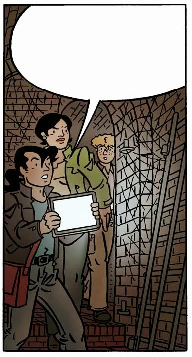 De bob evers strip max miller ondergronds - Kleur idee gang ingang ...