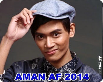 Biodata aman AF 2014, biodata peserta Akademi Fantasia 2014, profil Akademi Fantasia 2014, latar belakang peserta Akademi Fantasia 2014, gambar aman AF 2014