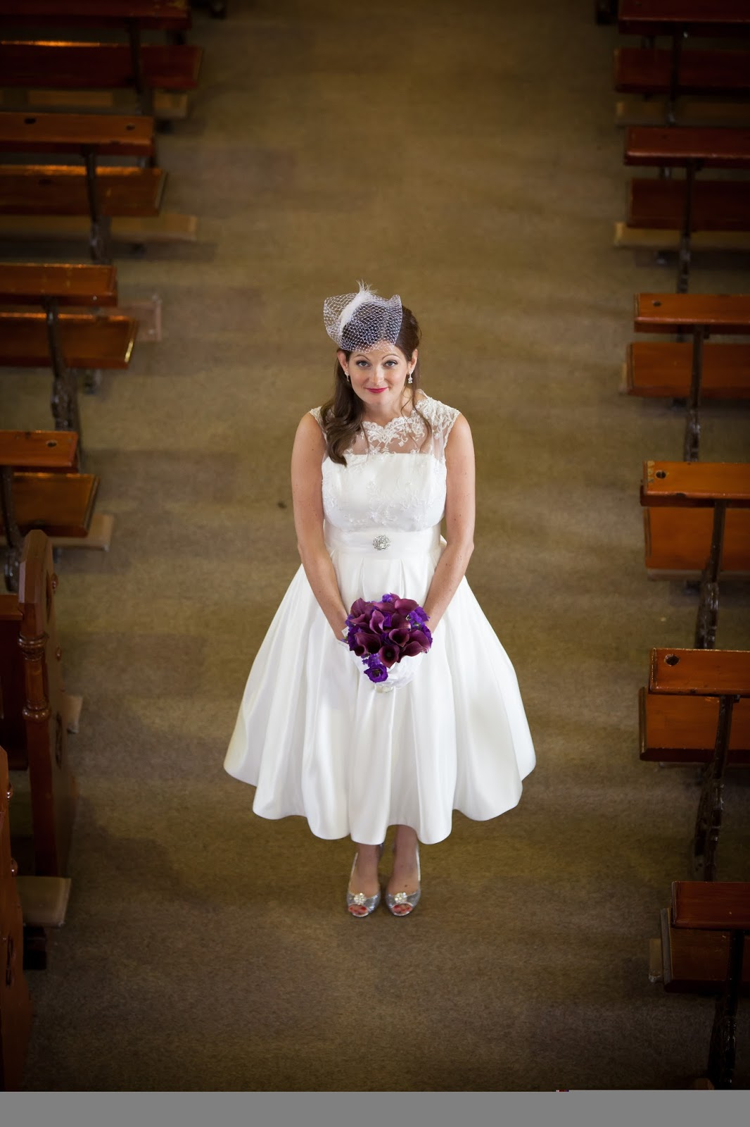 Dirty Fabulous Vintage Style Wedding Dress For A Stylish