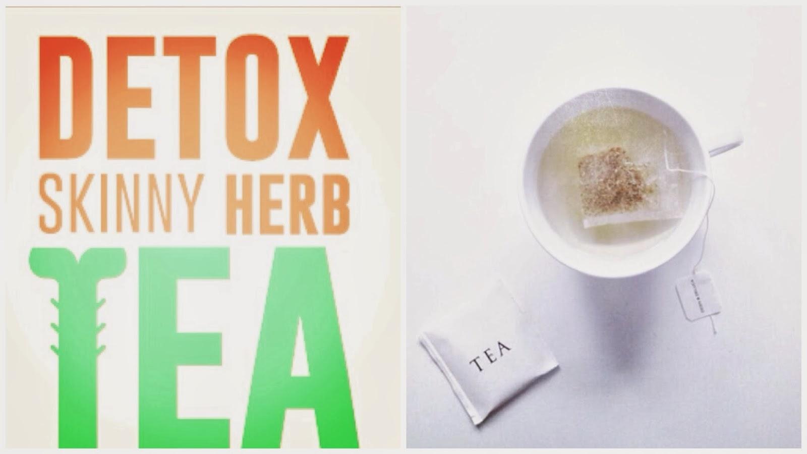 does skinny tea detox really work