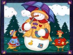Boneco de Neve: