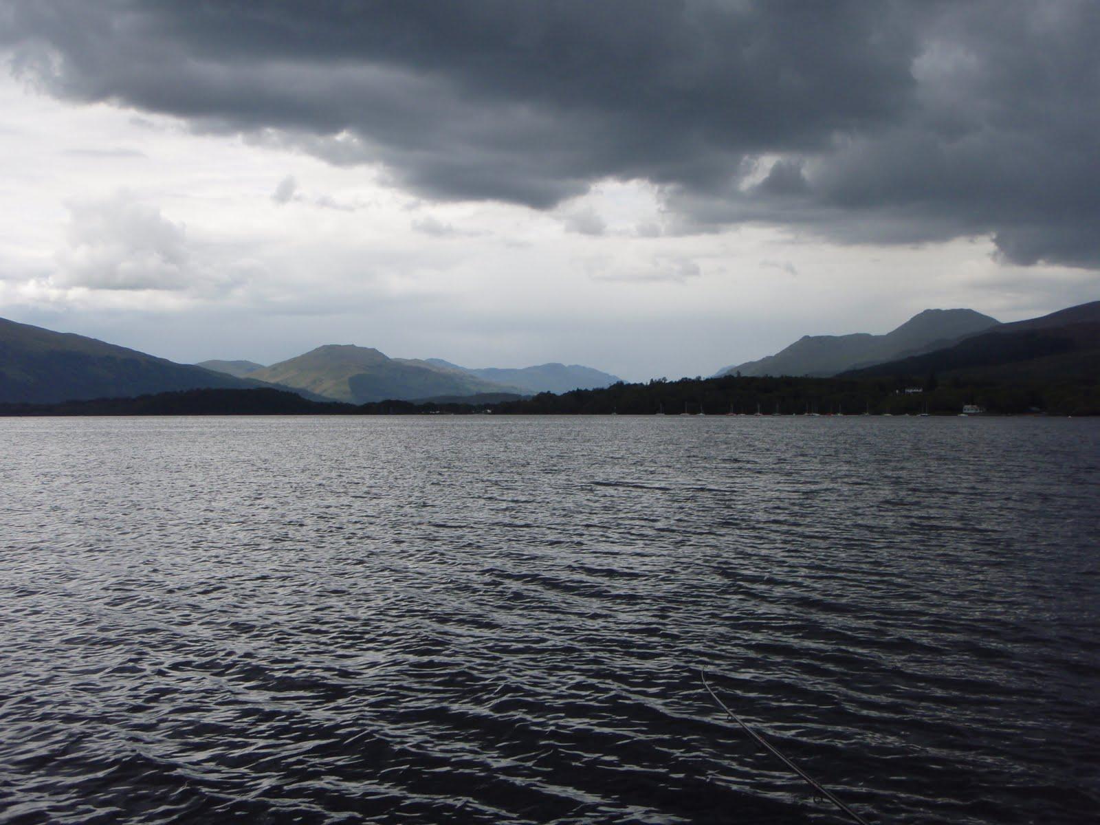 Scottish fishing guide the big loch loch lomond for Loch lomond fishing