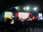 Scorpions, 9 iunie 2011, Dynamite, Pawel Maciwoda, Rudolf Schenker, Klaus Meine si James Kottak (in spate la tobe)
