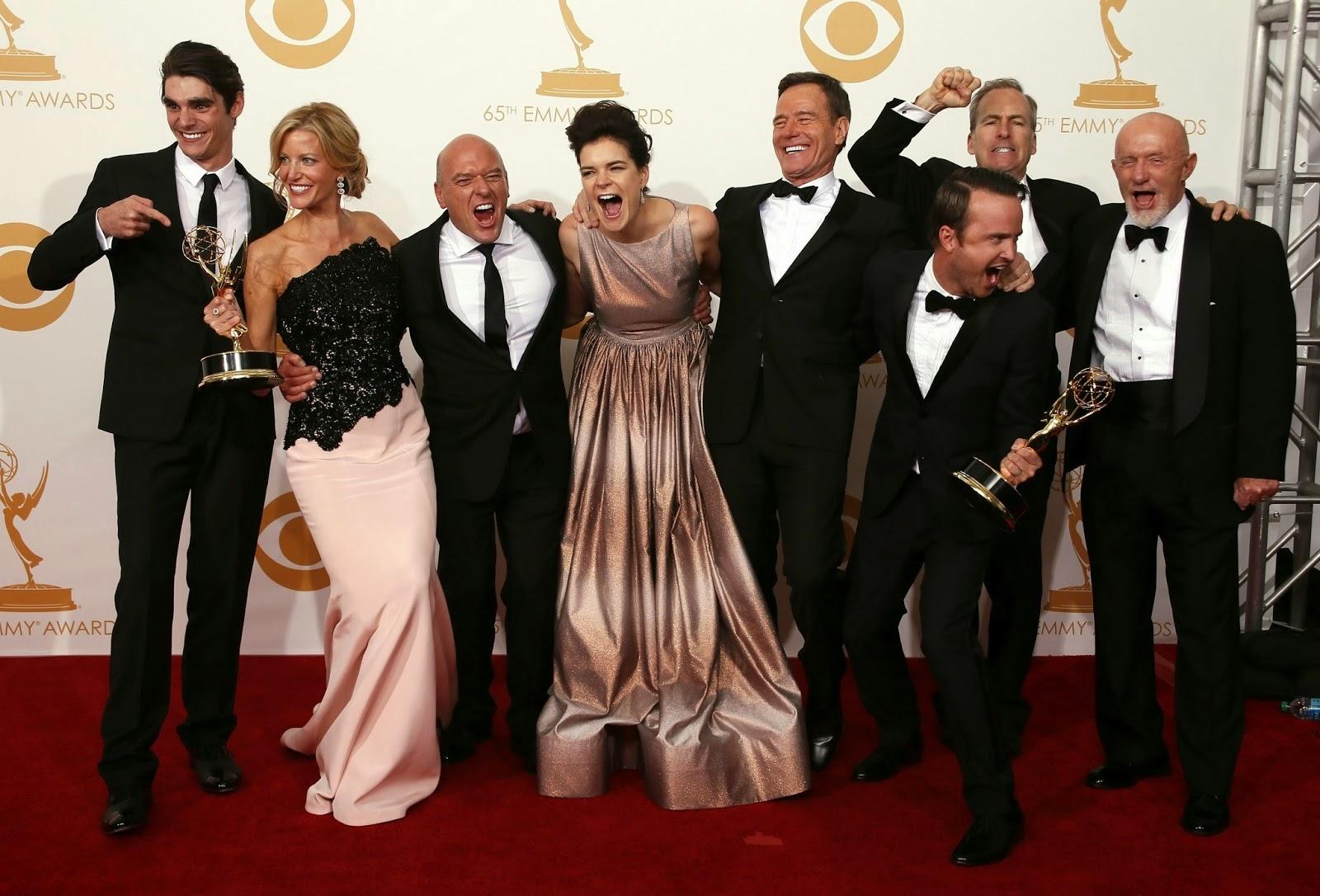 Breaking Bad Recebe 16 Indicações ao Emmy 2014