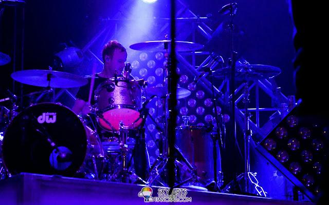 Eddie Fisher - OneRepublic Native Live in Malaysia 2013 @ Sunway Lagoon