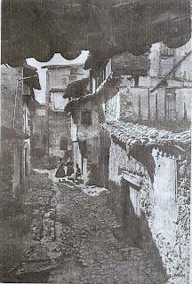 Candelario Salamanca Calle del Matute