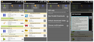 Premium Downloader v1.09 Apk Android free download