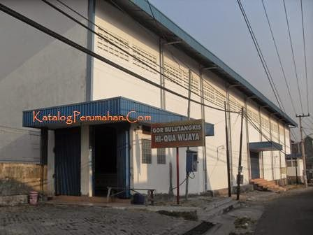 Gor badminton Puri Lidah Kulon Indah