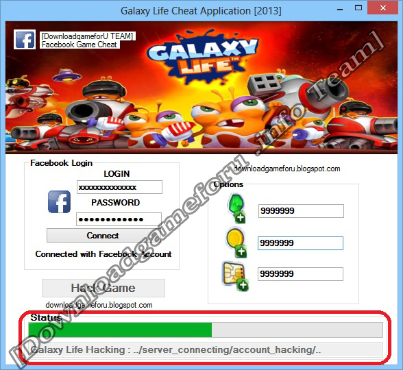 Galaxy Life Hack 2012 Galaxy Life Cheats Unlimited Chips ...