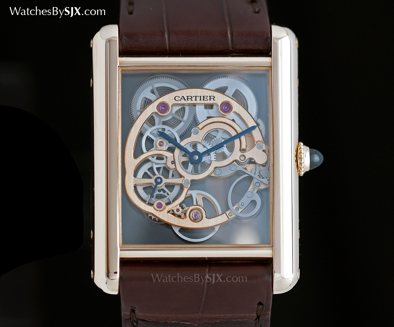 watch medium model watches cartier tank aise luxury p fran