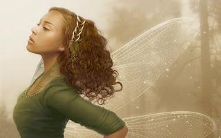 Photoshop creative angel tutorials