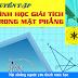 Bài tập và Lý thuyết hình học giải tích trong mặt phẳng Oxy của BoxMath