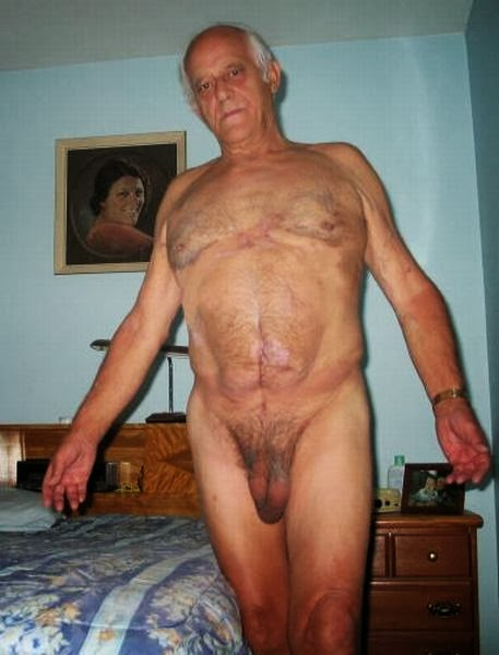 Mature Naked Old Men