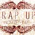 Wrap Up! Noviembre
