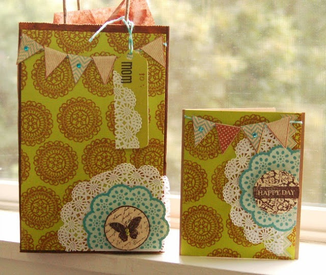 http://kelsterjean.blogspot.com/2013/09/altered-gift-bag-using-stamping-ten.html