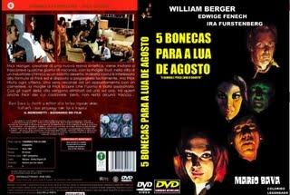 5 BONECAS PARA A LUA DE AGOSTO (1970)