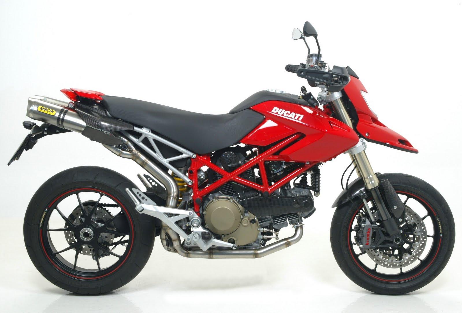 Beautiful Bikes Ducati Hypermotard