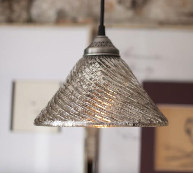 Glass Pendant Lights Pottery Barn : C b i d home decor and design kitchen lighting